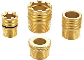 Brass Inserts - Poojawestern Metaliks Ltd